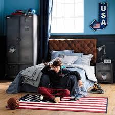 tete de lit chambre ado chambre ado garçon 11 déco de chambres dans le coup