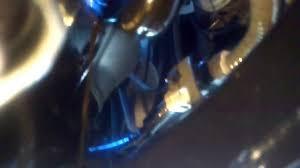 lexus v8 oil cooler toyota oil cooler line leak youtube