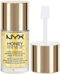 Serum Nyx honey dew me up skin serum primer skin serum primer and serum