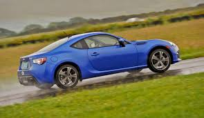 subaru brz vs scion fr s 2014 subaru brz scion fr s good safe fun with five star safety