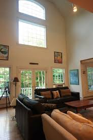 Incredible Leather Settee Sofa Better Housekeeper Blog All Things Luxury Lakefront Near Acadia U0026 Bar Harbor Homeaway Penobscot