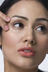 Red Flaky Skin Around Nose And Eyebrows How To Get Rid Of Dark Undereye Circles For Good Allure