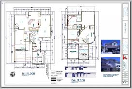 icf house plans with walkout basement cinder block home