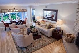 small living room set sofa chair stool geometric carpet living