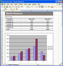 Excel Survey Data Analysis Template Free Market Research Brand Loyalty Survey Template 12 Market