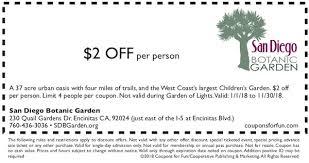 San Diego Botanical Garden Foundation The San Diego Botanic Garden In Encinitas County San Diego