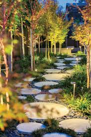 Small Backyard Landscaping by Best 25 Round Stepping Stones Ideas On Pinterest Round Pavers