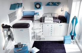kids room spectacular decorating ideas for teen bedroom platform full image for adorable white blue teen bedroom with blue chevron floating cabinet and white loft