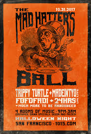 halloween boat party sf 2017 trippy turtle madeintyo 24hrs u0026 more the mad hatter u0027s ball