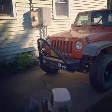 rough country wrangler stinger bar for modular winch bumper 1055