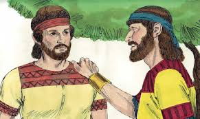 bible verses about friendship david and jonathan being a best