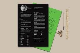 beautiful resumes 30 free beautiful resume templates to hongkiat