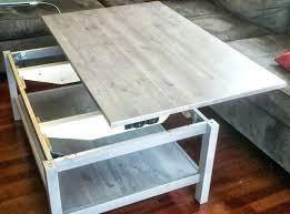 Ikea Metal Table Side Table Ikea Black Glass Side Table Ikea Laptop Stand Hack