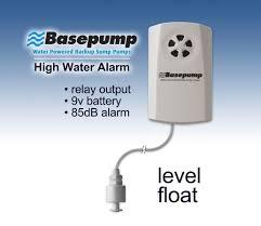 basepump rb 750 water powered backup sump pump amazon com
