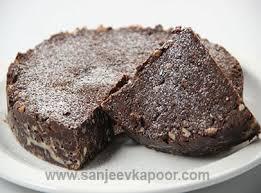 no bake chocolate fudge cake vegetarian recipe foodfood