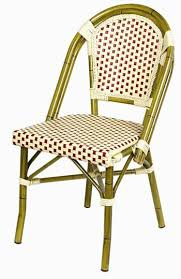 Woven Bistro Chairs Cafe Quality Source Quality Cafe Quality From Global Cafe Quality
