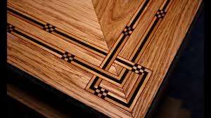 Top Coffee Table How To Inlay A Table Top Coffee Table Part 4 Se Woodwork