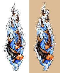 38 best koi fish images on pinterest drawings 3d tattoos and black