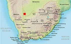africa map kalahari desert kalahari desert the territory of the bushmen san travel guide
