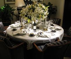 Kitchen Table Setting Ideas Tips For Best Restaurants U0027 Tables Designs Table Settings Formal
