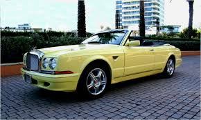 bentley yellow restored classic cars for sale in miami