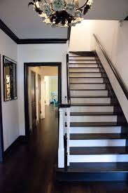 Interior Doors Painted Black by Trim Painted Black Genius Love It House Ideas Pinterest
