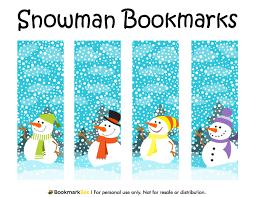 thank you bookmark template