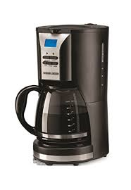 Black & Decker DCM90 1000W 12 Cup Coffee Maker Non USA pliant