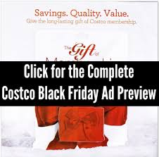 costco thanksgiving deals costco doorbusters 2014 u0026 costco black friday 2016 ad page 3
