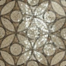 Bathroom Floor Mosaic Tile - mosaic bathroom floor cool ceramic tile flooring of mosaic tile