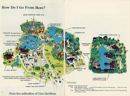 Disney World Monorail Map by Gorillas Don U0027t Blog Walt Disney World U2013 Resort Guide 1977 Part 1