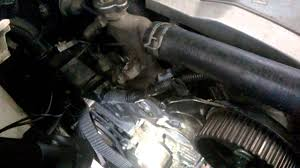 lexus es300 water pump 1999 lexus rx 300 part 2 water pump removal and timing youtube