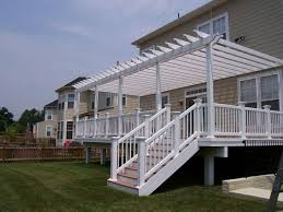 Pergola Designs With Roof by Best 25 Vinyl Pergola Ideas On Pinterest Pergola Kits Roof