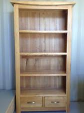 Contemporary Oak Bookcase Contemporary Oak Bookcases Shelving U0026 Storage Furniture Ebay