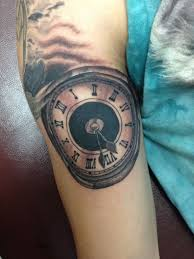 21 best inside traditional clock tattoo images on pinterest