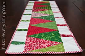 make christmas table runner christmas gift for mother in law bits of everything