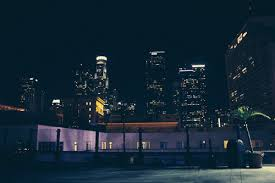 la photographers photography lights skyline landscape city building photos la