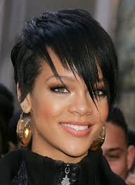 bob hairstyle with part down the middle 50 african american short black hairstyles haircuts for women