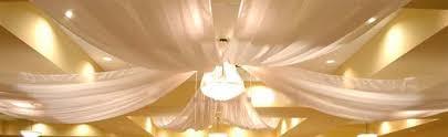 Wedding Ceiling Draping by Denver Colorado Backdrops U0026 Wedding Ceiling Drapery