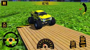 monster truck farm show stunt arena monster truck park android apps on google play