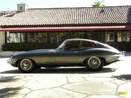 1963 opalescent gunmetal jaguar e type xke 3 8 fixed head coupe