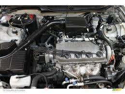 1999 honda civic engine 1999 honda civic lx sedan 1 6 liter sohc 16v vtec 4 cylinder