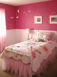 pink room pink bedroom with bird mobile room decor and design
