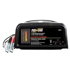 amazon com plus start manual 6 2 amp with battery charger automotive