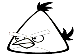 angry bird coloring pages free printable angry bird coloring 7695