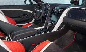 bentley supersports interior 2017 detroit auto show bentley continental supersports autonxt