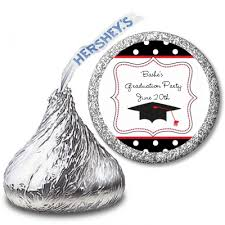 graduation cap stickers graduation cap black hershey stickers candles favors