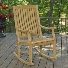 indonesian teak outdoor porch garden rocking rocker chair ebay