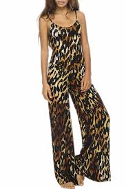 cheetah jumpsuit indah cheetah jumpsuit from miami by neptunes shoptiques