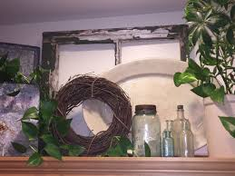 decorating above kitchen cabinets w antiques vintage knick